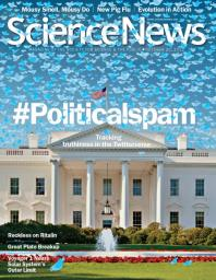 Science News cover
